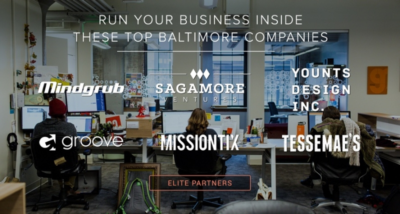 kinglet is an online marketplace that plays matchmaker between businesses with unused office space and small companies looking for a better place to work baltimore office space marketplace kinglet