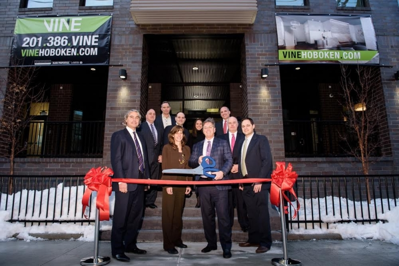 The Overall Development Will Further The City S Vision Of A Vibrant Commuter Neighborhood On Hoboken S Western Edge