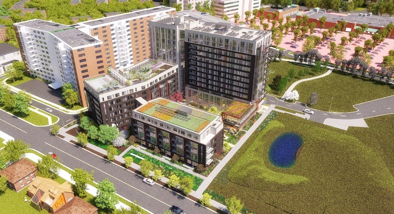 ... Estate Developer And Recognized Sustainability Leader, Is Excited To  Announce That The Pearl, The Newest Luxury Apartment Building In Silver  Spring, MD, ...