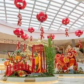 Guests from near and far who visit MGM National Harbor this Lunar New Year will be greeted by a rich and warm floral masterpiece celebrating the Year of the ... & citybizlist : Baltimore : The Conservatory at MGM National Harbor ...