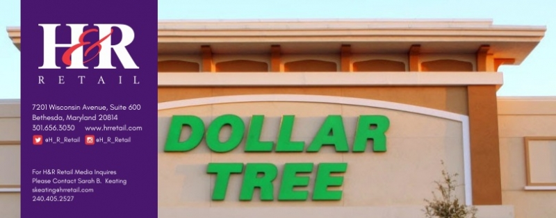 HR Retail Is Pleased To Announce That Dollar Tree Has Signed A Lease At Loch Raven Shopping Center Located 1500 East Northern Parkway In Baltimore
