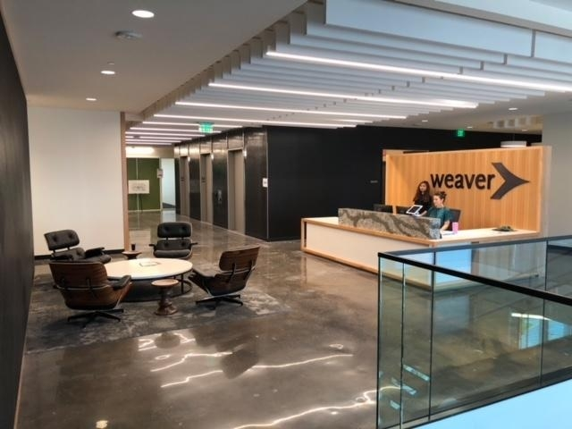 In October National Accounting Firm Weaver One Of The 40 Largest Cpa Firms United States Relocated Its Dallas Office To A New Multi Use Tower