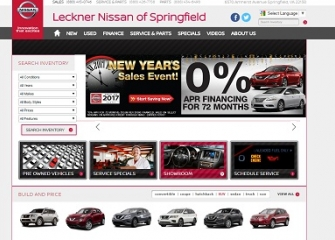 Great Leckner Purchased Sheehy Nissan Of Springfield On Friday, December 16,  2016. Leckner Moved The Dealership To 6570 Amherst Avenue, Springfield, ...