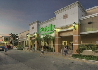 Echo Realty Is Pleased To Announce Its Purchase Of Pompano Plaza In A Joint Venture With Publix 126 928 Square Foot Ancd Center